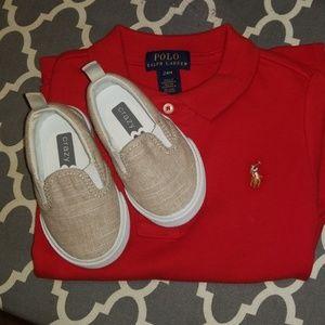Size 4 Casual baby Vans
